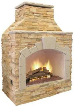 Cal Flame Frp909 Outdoor Fireplace Spokane Wa And Coeur D Alene